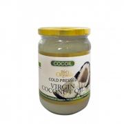 Cocoil Λάδι καρύδας BIO 500ml