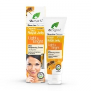 Dr.Organic Organic Royal Jelly Light & Bright Cream 125ml