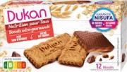 Dukan Μπισκότα βρώμης με επικάλυψη σοκολάτας