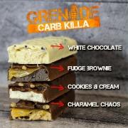 Grenade Πρωτεϊνικές Σοκολάτες - Μπάρες - Μπισκότα