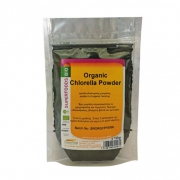 Health Trade Chlorella Organic Powder 100gr