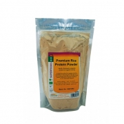 Health Trade Rice Protein (Πρωτεΐνη Ρυζιού 80%) BIO 250gr