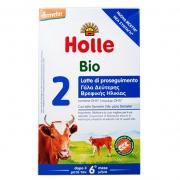 Holle Βρεφικό γάλα Νο2 από 6 μηνών 600gr