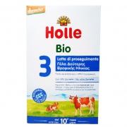 Holle Βρεφικό γάλα Νο3 απο 10 μηνών 600gr