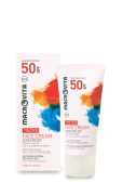 Macrovita Αντηλιακή κρέμα προσώπου DD SPF 50 με χρώμα 50ml