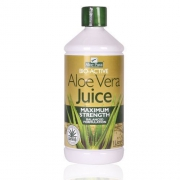 Optima Aloe Vera Juice Maximum Strength 500ml/1lt.