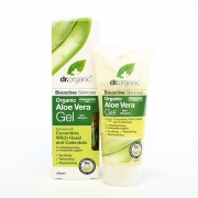 Organic Aloe Vera Gel with Cucumber & Witch Hazel200mlDr Organic