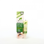 Organic Aloe Vera Eye Gel 15ml Dr Organic