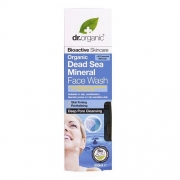 Organic Dead Sea Mineral Face Wash 200ml Dr  Organic