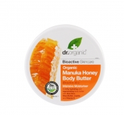 Organic Manuka Honey Body Butter 200ml Dr Organic
