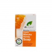 Organic Manuka Honey Soap 100gr Dr Organic