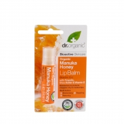 Organic Manuka Honey Lip balm 5.7ml Dr Organic