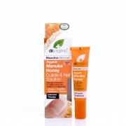 Organic Manuka Honey Cuticle&NailSolution /Repair Dr Organic