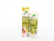 Organic Olive Oil Foot Scrub 125ml Dr Organic