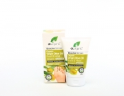 Organic Olive Oil Foot & Heel Cream 125ml Dr Organic