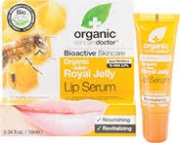 Organic Royal Jelly Lip Serum 5.7ml Dr Organic