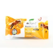 Organic Royal Jelly Soap 100gr Dr Organic