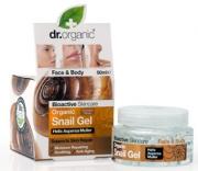 Organic Snail Gel 50ml Dr Organic