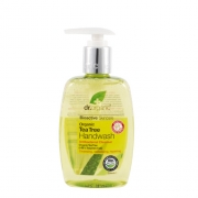 Organic Tea Tree Hand Wash 250ml Dr Organic