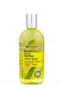 Organic Tea Tree Shampoo 265ml Dr Organic