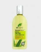 Organic Tea Tree Conditioner 265ml Dr Organic