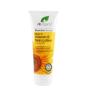Organic Vitamin E Skin Lotion 200ml Dr Organic