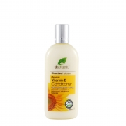 Organic Vitamin E Conditioner 265ml Dr Organic