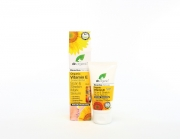 Organic Vitamin E Stretch Mark Cream 50ml Dr Organic