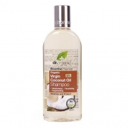 Organic coconut oil shampoo 265ml Dr Organic