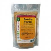 Health Trade Rosehip Powder (Αγριοτριανταφυλλιά) BIO 125gr
