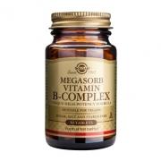 Solgar  MEGASORB VITAMIN B-COMPLEX (50s)