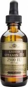 Solgar D3 2500IU liquid 59 ml