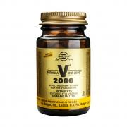 Solgar Formula VM-2000 30/60/90/180 tabs