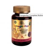 Solgar Kangavites Complete Multivitamin & Mineral Formula 60tabs