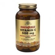 Solgar Kangavites Chewable Vitamin C 90 tabs