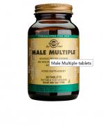 Solgar Male Multiple 60 tablets