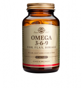 Solgar Omega 3-6-9   60/120 softgels