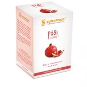 Ρόδι 350 mg Eubias SUPERFOODS