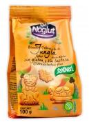 Μπισκότα ζούγκλας χωρίς γλουτένη χωρίς λακτόζη Noglut