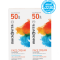 Macrovita Σετ αντηλιακή κρέμα προσώπου SPF 50  2x50ml